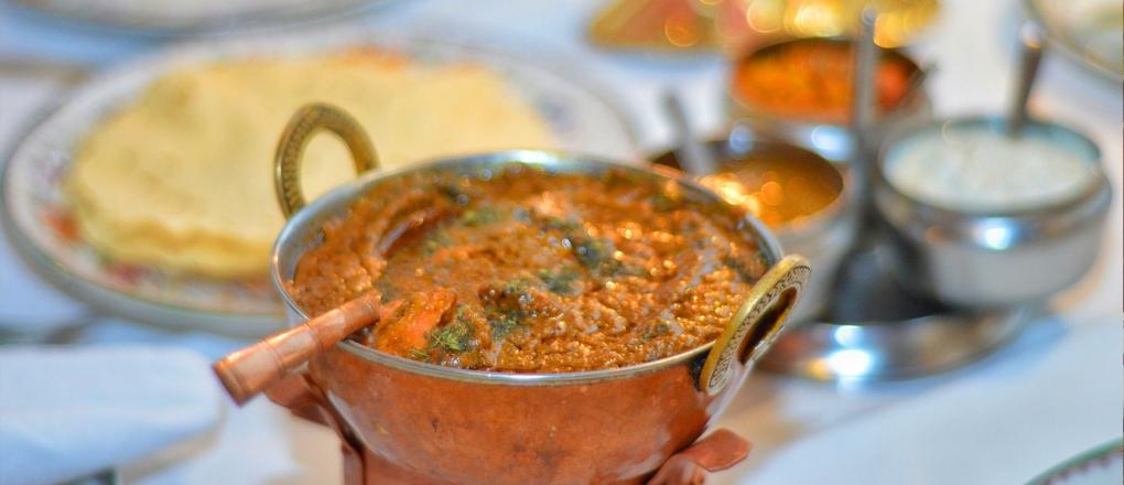 Leckere Köstlichkeiten aus Indien